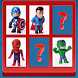 Puzzle Marvel Memory Toys by Labiccang