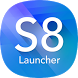 Galaxy S8 Launcher + S8 Icon Pack by Inon Cohen™