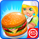 Burger Street - Cooking game by ATL STUDIO