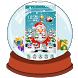 Merry Christmas Celebration Theme by stylish android themes