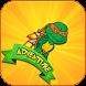 Super Jungle of Turtle by KonilMarkonil