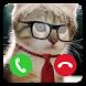 Fake Call Cat Prank by toprankdev