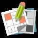 Grid games (crossword, sudoku) by NGHS.fr