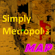 Napoli Simply Map by Simply Metropolis