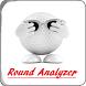 Golf Round Analyzer FREE by GolferSchneider