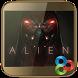 Alien Go Launcher by GO T-Me Launchers