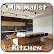 Minimalist Kitchen Design by Zull Apps