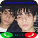 real call lucas and marcus