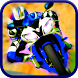 Crazy Turbo Bike Racer 3D by Top Action Games Dev
