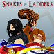 Snakes & Ladders HD by Envision Studios Inc.