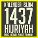 Kalender Hijriyah 1437 & Puasa by Kajian Salaf