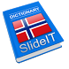 SlideIT Norwegian Dvorak Pack by Dasur Ltd.