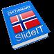 SlideIT Norwegian Dvorak Pack by Dasur Ltd.