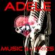 Adele Lyrics by Saestudio