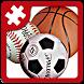 Sports puzzle: JigSaw by MadRabbit