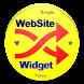 WebSite Widget by Midou
