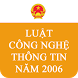 Luat Cong nghe thong tin 2006 by Saokhuedl