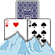 TriPeaks Solitaire card game by Delightly Creative