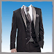 Stylish Man Suit Photo Studio by enginair