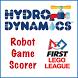 FLL Hydro Dynamics Scorer by Droids Robotics