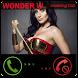 Call From Wonder W prank