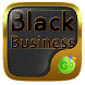Black Business Keyboard Theme by GOMO Dev Team