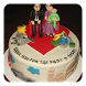 Anniversary Cake Ideas by InfiniteTech