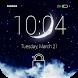 Moon Lock Screen by Rendahling