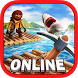 Survival on Raft Online War by Survival Games