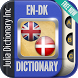 English Danish Dictionary by Julia Dictionary Inc