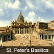 St Peter's Basilica by Monument