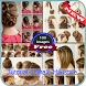 Tutorial Female Hairstyle