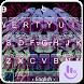 Skull Tattoo Keyboard Theme by Emoji Free Themes