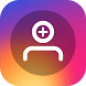 Followers track for Instagram by Nimble Digital Labs