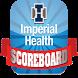 Imperial Health Scoreboard