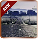 Road Lock Screen Wallpaper by Plus Eleven Studio