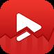 Live YouTube Data
