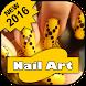 Nail Art Tutorials 2016 by ShenLogic