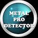 Metal pro detector by Games Brundel
