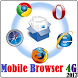 Mobile Browser 4G™ : Superfast Download (1.0) by ERS WebTech & AD Media