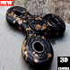 Guide Hand spinner by akidevv