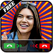 Fake Call From Kendall Jenner Prank by vicktoriaapps
