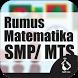 Rumus Mapel Matematika Untuk Tingkat SMP/MTS by Soft Inc