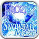 Frozen Snowball Maze by Arconyx
