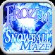 Frozen Snowball Maze by Arconyx