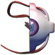 VR Human Eye by Trendyworks LLC