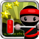 Ninja Painter Puzzle by Fizzics Games