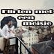 Flirten met een meisje by Develo@Andrio