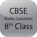 CBSE Maths Solutions 8th Class by R M Apps