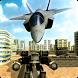 Jet Fighter Robot Wars by Amazing Gamez